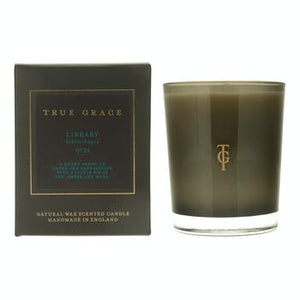 Library classic candle