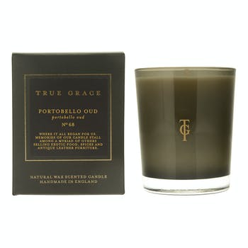 True Grace Manor - Portobello Oud Classic Candle