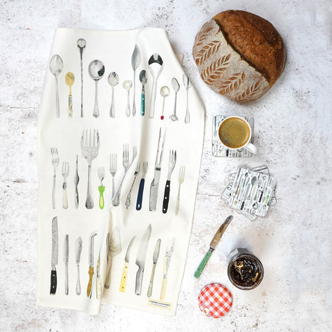 Cutlery Draw Tea Towel
