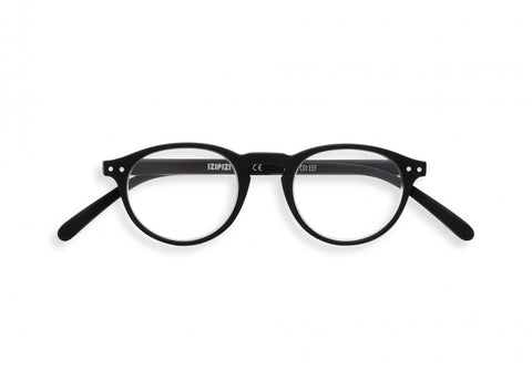 #A Reading Glasses - Black