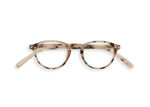 #A Reading Glasses - Light Tortoise