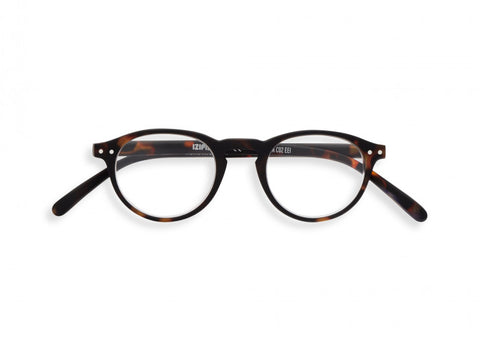 #A Reading Glasses - Tortoise