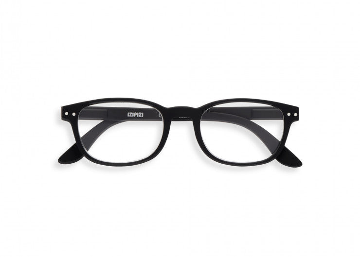 #B Reading Glasses - Black