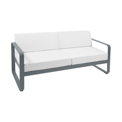 Bellevie 2 Seater Sofa  - Off White Cushions