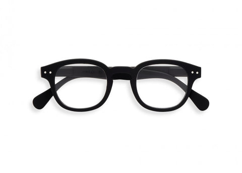 #C Reading Glasses - Black