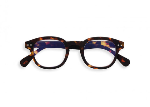 #C Reading Glasses Tortoise