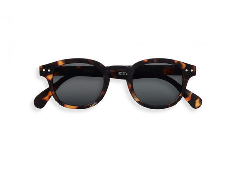 #C Sun & Reading Glasses Tortoise