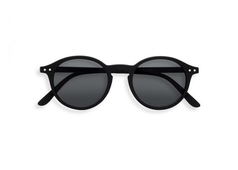 #D Sun & Reading Glasses Black