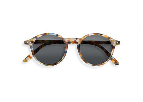 #D Sun & Reading Glasses Blue Tortoise