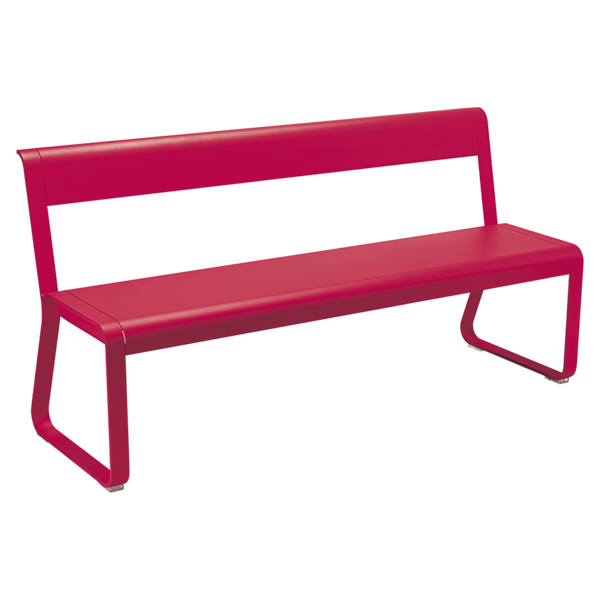 Bellevie Bench with Backrest