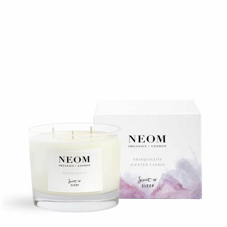 Tranquillity Scented Candle (3 Wick)
