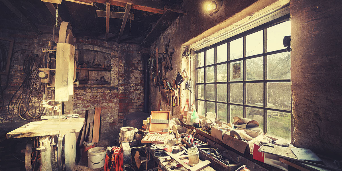 cleverly crafted workshop