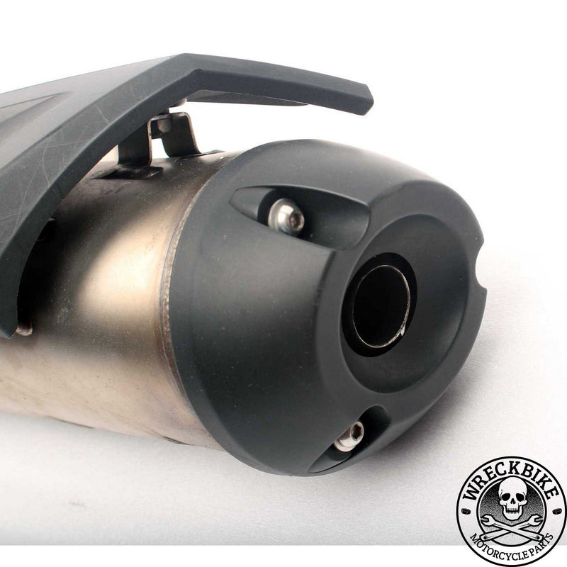 22BE47030100 YAMAHA MUFFLER COMP. 1