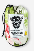 wildish m.c. hammie tropical flower hammock stuff sack