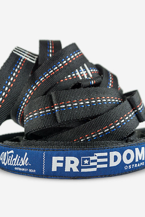 wildish freedom tree straps detail