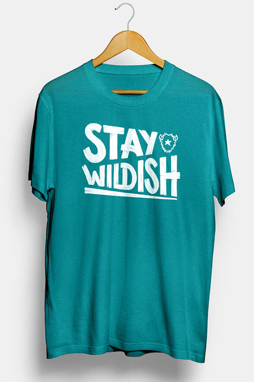 Stay Wildish Sketch Tee