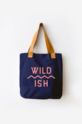 wildish-one-good-tote-navy-peach-mountians