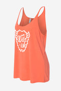 wildish slouchy tank coral reef color side