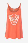 wildish slouchy tank coral reef color