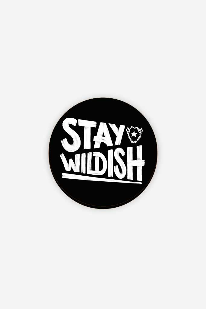 wildish 2in round stay wildish black