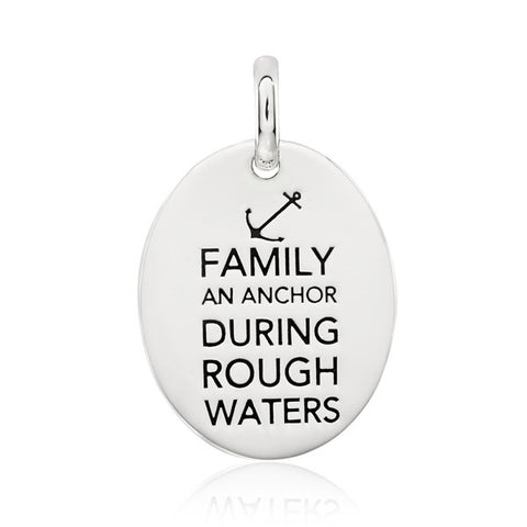 Family, An Anchor During Rough Waters