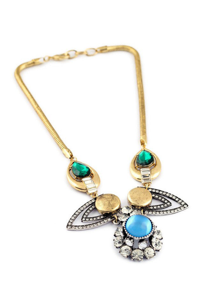 Fortune Statement Necklace