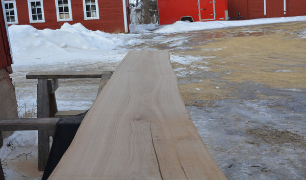 Elm -- Red Slab-- RE1528-2