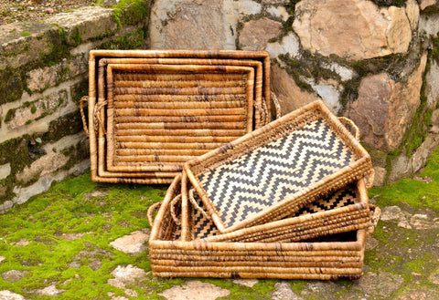 Chevron Nesting Trays