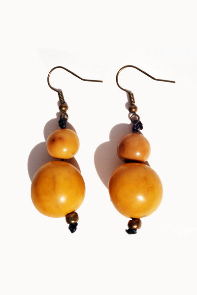acai pambil earrings (W)