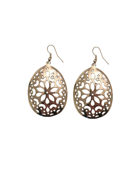 flora earrings (W)