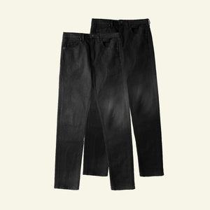 Men's Denim — Coal — Bundle