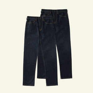 Men's Denim — Indigo — Bundle — Archived