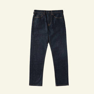 Men's Denim — Indigo
