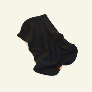 Essential Neck Warmer — 100% Merino —  Coal
