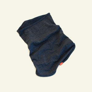 Essential Neck Warmer — 65% Merino Blend —  Dark Navy Pre-Order