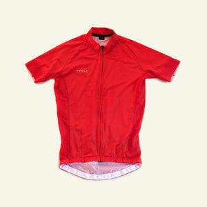Men's Summer Weight Jersey Sample — Team Fit — Orange