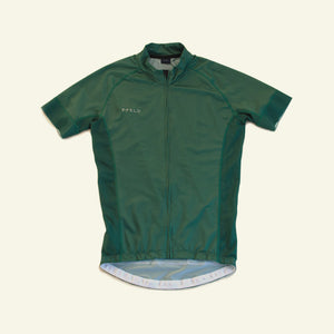 Men's Summer Weight Jersey Sample — Team Fit — Green