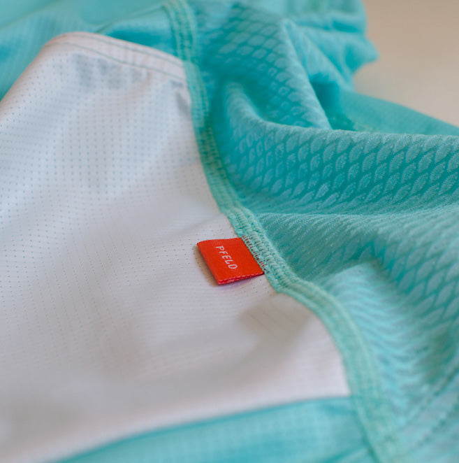 Women's Summer Weight Jersey — Team Fit — Robin Egg — Archived