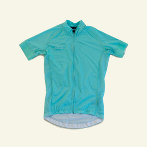 Men's Summer Weight Jersey Sample — Team Fit — Robin Egg