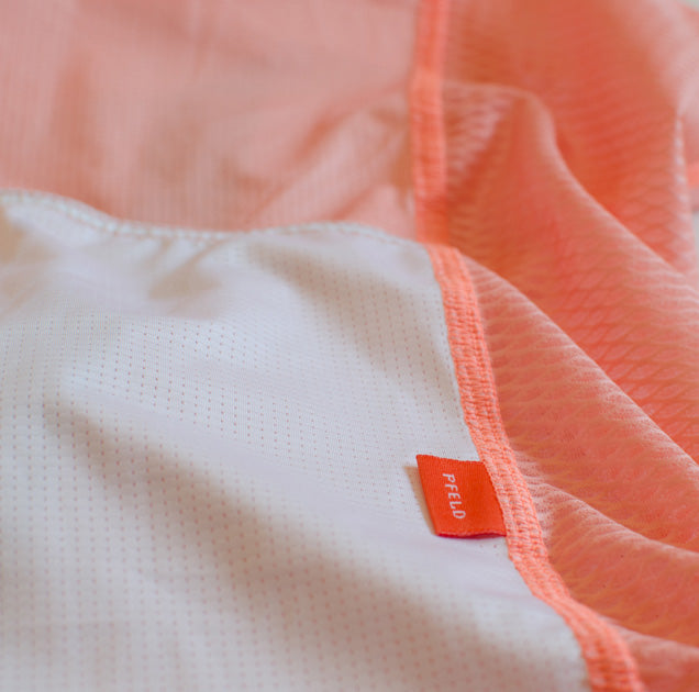 Women's Summer Weight Jersey — Team Fit — Salmon