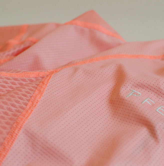 Men's Summer Weight Jersey Sample — Team Fit — Salmon