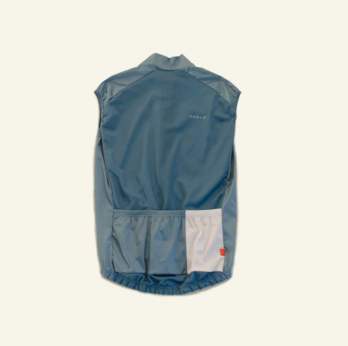 Men's Essential Wind Vest — Team Fit — Sky Blue
