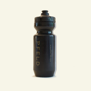 Water Bottle — 22 oz — Coal