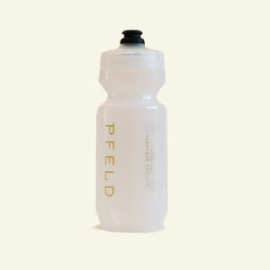 Water Bottle — 22 oz — Clear