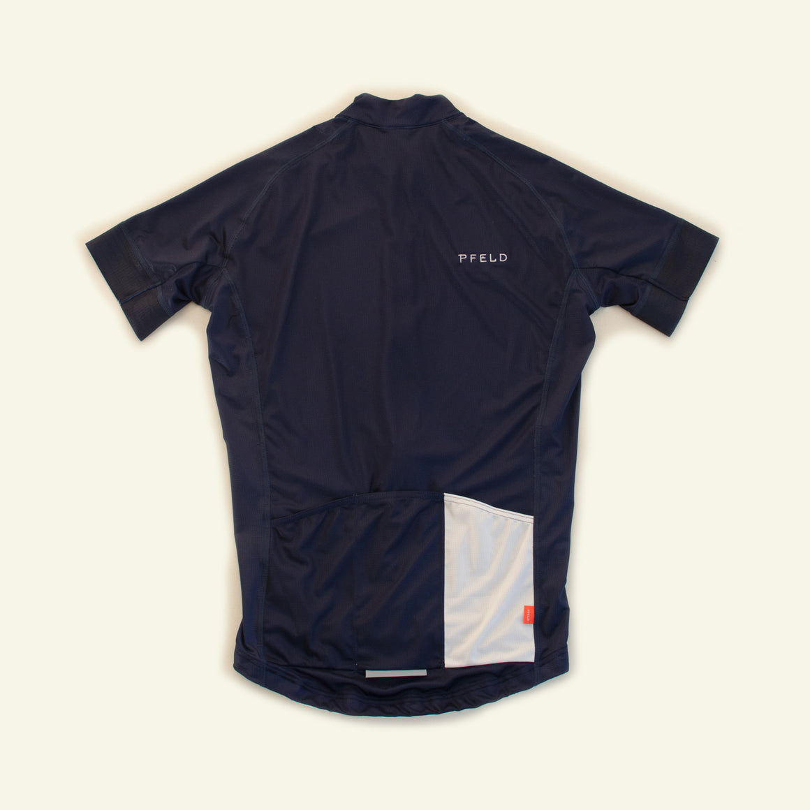 Men's Essential Jersey 1 — Team Fit — Dark Navy