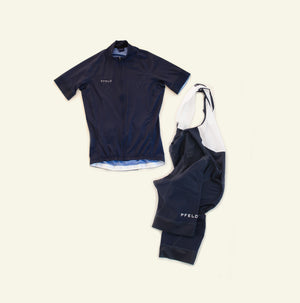 Women's Essential Collection — Team Fit — Navy Bundle