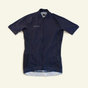 Men's Essential Jersey — Pro Fit Sample — Dark Navy
