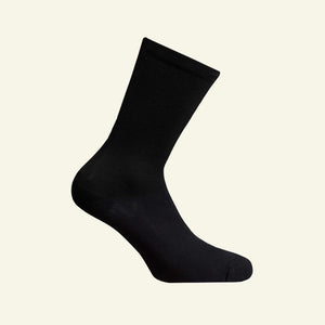"Essential 5"" Sock — Coolmax — Coal"