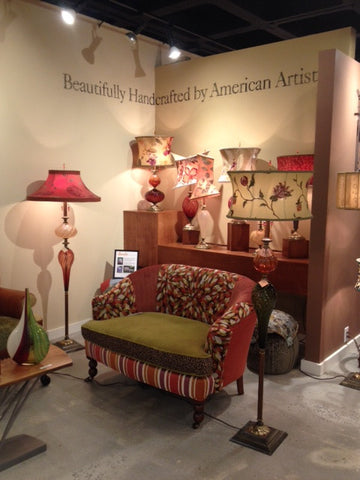 January 2015 Kinzig Design announces the opening of a showroom at AmericasMart