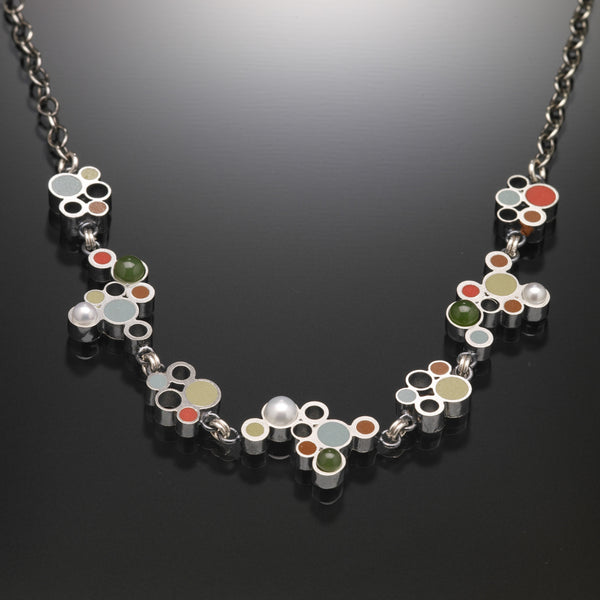Bubble Necklace - Kinzig Design Studios